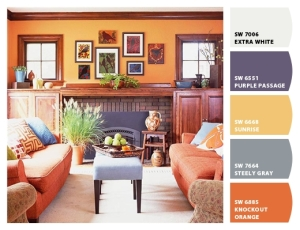 Better Homes & Gardens / Sherwin- Williams